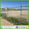 Hot DIP Galvanized Standard Security Chain Link Fence com arame farpado
