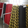 India personalizou o rolo enorme da fita elétrica da isolação do PVC