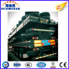 Du lit plat 40FT de conteneur de camion de châssis remorque semi