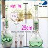 Waterpijp van het Glas van de Kleur van het Ontwerp van de manier de Duidelijke voor het Roken bw-V121