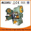 125ton C Rahmen-lochende mechanische Presse mit mechanischer Steuerung