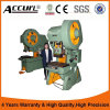 prensa de potencia de perforación del marco de 125ton C con control mecánico