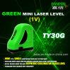 Mini doublure verte de mesure Ty30g de laser de faisceau d'outil