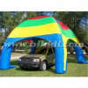 低価格K5126の膨脹可能な携帯用車のガレージのテント