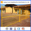 A cerca provisória da construção da cerca de segurança apainela o cerco de segurança provisório