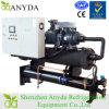 Refrigerador de refrigeração do parafuso do preço do competidor água industrial