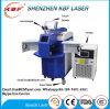 자동적인 CNC 금속 합금 보석 Laser 점용접/용접공 기계