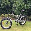 바닷가 함 Foldable 뚱뚱한 타이어 전기 자전거