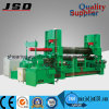 W11s Steel Hydraulic Three Rollers Rolling Machine para Rolling