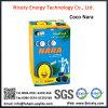 De Vorm van Hong Qinag Coconut Shell Briquette en Materiële Populaire Houtskool voor Waterpijp