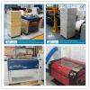 Collettore di polveri della tagliatrice del laser del CO2 dell'Puro-Aria per il laser che taglia acrilico (PA-1500FS)