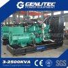 Gerador Diesel principal da potência 400kw 500kVA de Cummins (GPC500)