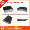 Tipos diferentes de barra lisa de aço da matéria- prima de mola de lâmina