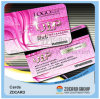 Magnetisches Stripe Card Printing mit Embossed Code/Smart Card/IC Card
