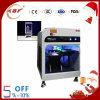 3D熱い販売のための内部の水晶緑レーザーMarking&Engraver機械