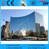 Vidrio de cristal de la pared del edificio de 5+9A+5m m del doble comercial y residencial de la cortina con AS/NZS2208: 1996