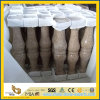 G682 Sunset Gold Granite Polished Balustrader para Project