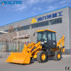Backhoe van China Lader/de Apparatuur van de Machines van het Landbouwbedrijf met Backhoe Lader