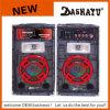 Altavoz profesional de Subwoofer del altavoz de DJ del altavoz para bajas audiofrecuencias de 6 pulgadas (XD6-6021)