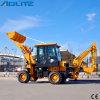 Excavador pesado a estrenar de la retroexcavadora de la máquina de la construcción de carreteras del equipo