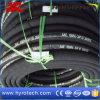 Gummibrennölschlauch R4 SAE-100/hydraulischer Schlauch