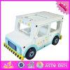 2016 giocattoli di legno per i bambini, giocattoli di legno dell'automobile di alta qualità all'ingrosso dell'automobile di nuovo disegno per i bambini W04A299