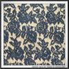 Rosen-Ineinander greifen-Stickerei-Spitze für Abend-Kleid