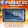 De Navigatie Passat CC W2-D9235V van de Auto van Witson