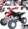 Choque ATV (JH200ST-4) del gas