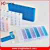 Пластичное Pill Box с 28-Cases (KL-9027)