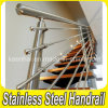 Stairsのための現代Design 304 Stainless Steel Handrail