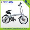 Nouveau model 2015 vélo se pliant électrique de 20 pouces