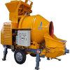 Pompe concrète concrète de la capacité 30m3/H Jbt30 de pompage avec le mélangeur