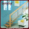 A escadaria de madeira de vidro (DMS-6001)