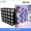 Stadium Lighting 25PCS*30W 3in1 RGB LED Pixel Panel Matrix Light