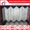 Standardgrößen-galvanisiertes Stahlwinkel-Eisenstange-Gewicht