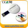 Mecanismo impulsor redondo delgado del flash del USB del disco de la memoria del estilo de la tarjeta (EC014)