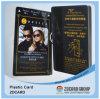 Scheda personalizzata cartolina di plastica di stampa in offset della scheda