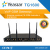Yeastar 16 GSM Channel F4 in 1 Antenna Supported VoIP GSM Gateway