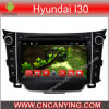 Car DVD Player for Pure Android 4.4 Car DVD Player with A9 CPU Capacitive Touch Screen GPS Bluetooth for Hyundai I30 (AD-7136)