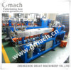 Twin Screw Plastic Extruder/Granulator/Compounding/Extrusion Plant with Screen Changer
