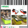 Contadores de verificação geral de varejo do equipamento do supermercado do equipamento