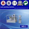 Automáticamente relleno y embalaje de la bolsa de plástico hechos a máquina en China