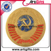 3D Design Customized Coin Plating Antique Gold