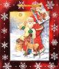 Handmade Regalo di Natale sacchetto di carta ( CS - 017 )
