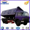 쉽 화물 출하에 의하여 수동 변형되는 Dongfeng 6*4 측 기울이거나 쓰레기꾼 덤프 트럭