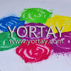 Pigmet Pearlescent per Decorative Paints--Pigmento della perla di Yortay