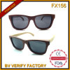 中国のFx156 Showcase Product 100%年のHandcraft Wooden Sunglass Wholesale