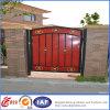Porte galvanisée de fer travaillé/porte en métal/porte acier inoxydable
