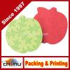 Липкие примечания, 3 x 3-Inches, форма Apple, сортированные яркие цветы (440059)